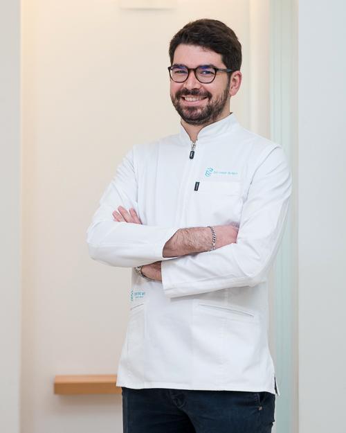 Dr. Lorenzo De Marco - Studio dentistico Dr. Antonio Manni - Racale, Lecce